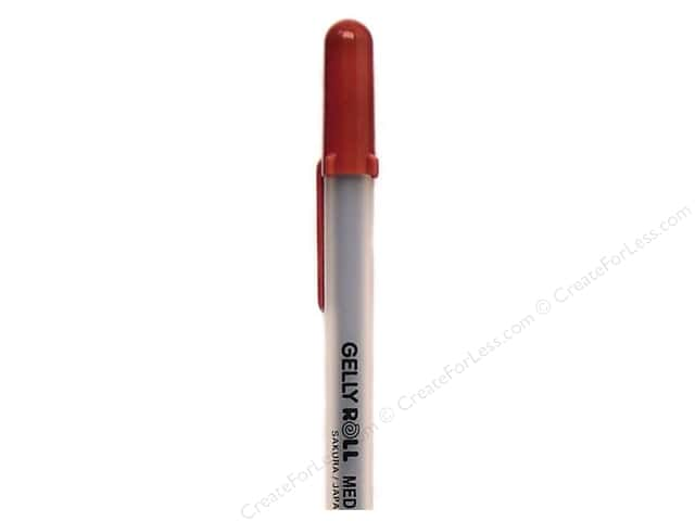 Sakura Gelly Roll Pen Medium Point Brown