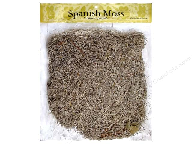 Panacea Spanish Moss 8 oz. Natural