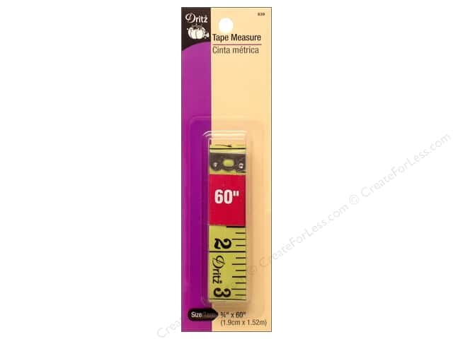 Tape Measure by Dritz 60 in.