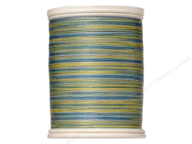 Sulky Blendables Cotton Thread 30 wt. 500 yd. #4125 Butter & Sky