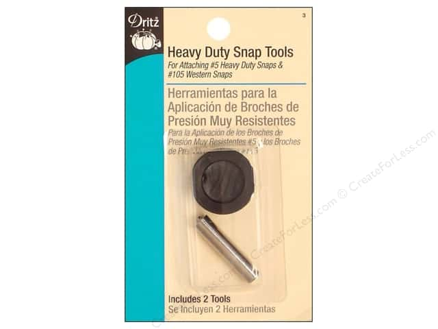 Heavy Duty Snap Tools by Dritz 2 pc.