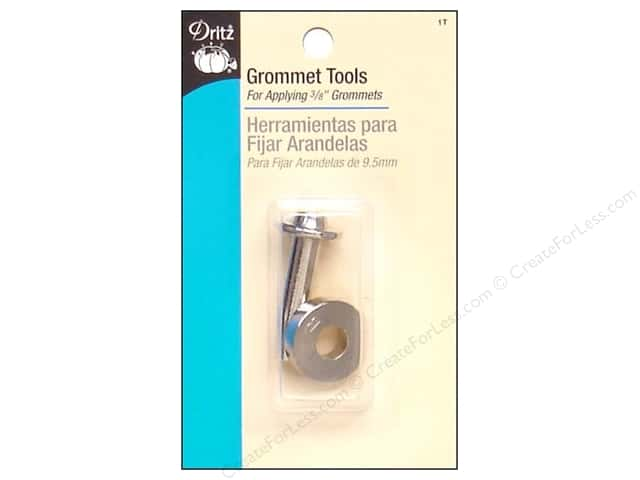 Dritz Grommet Tools for 3/8 in. Grommet