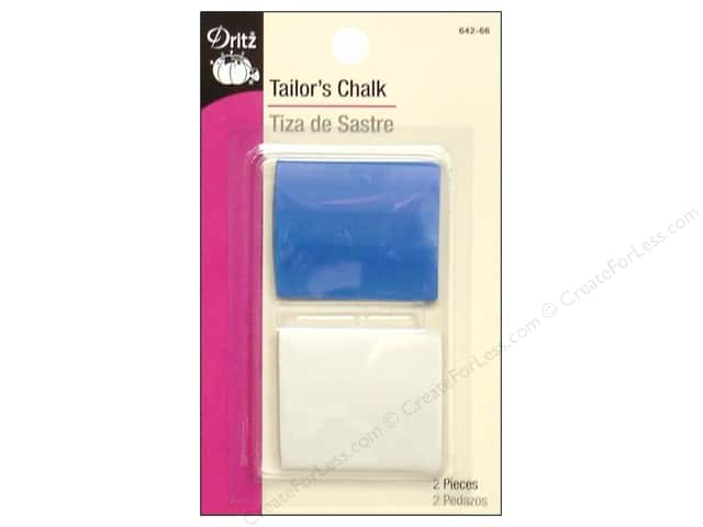Dritz Tailor's Chalk 2 pc.