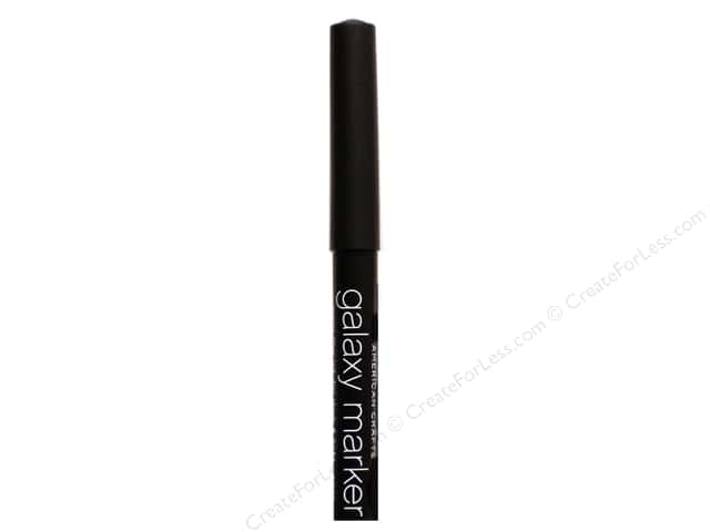 American Crafts Galaxy Marker Broad Tip Bright Black