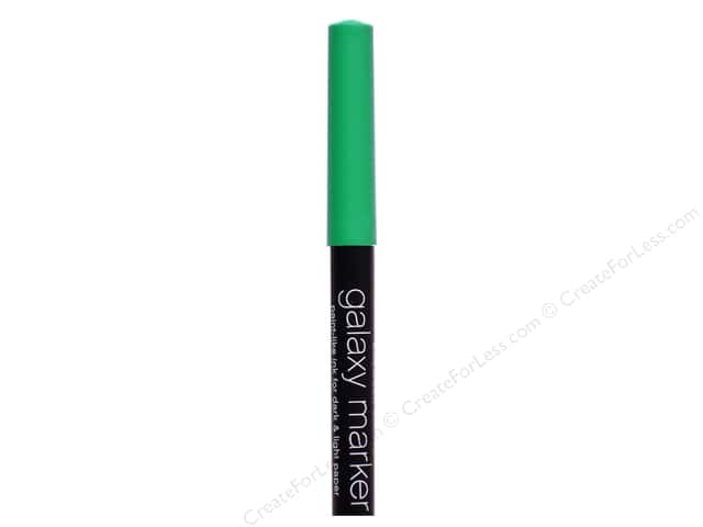 American Crafts Galaxy Marker Broad Tip Green