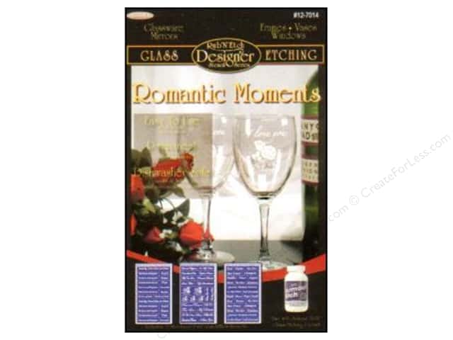 Armour Rub N Etch Romantic Moments Set