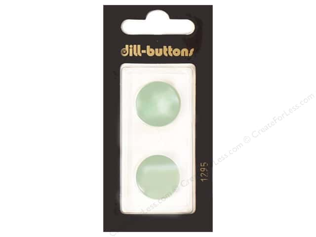 Dill Shank Buttons 11/16 in. Blue #1295 2pc.