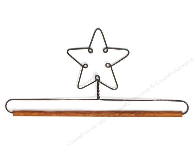 Ackfeld Craft Holders 7 1/2 in. Star (6 pieces)