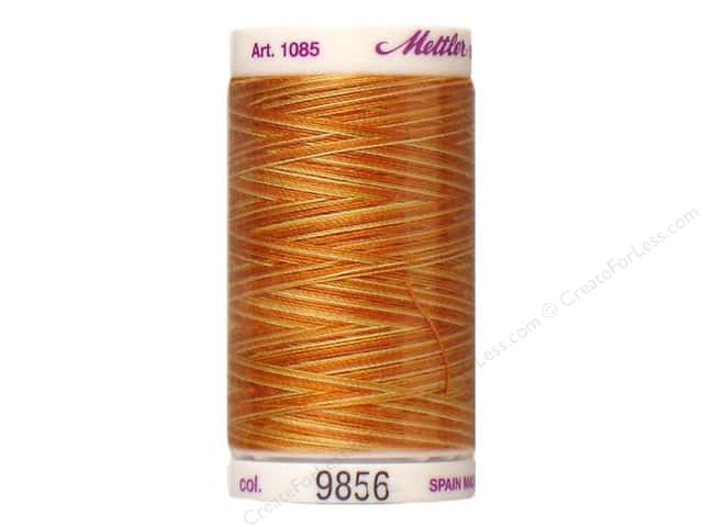 Mettler Silk Finish Cotton Thread 50 wt. 500 yd. #9856 Lions Mane
