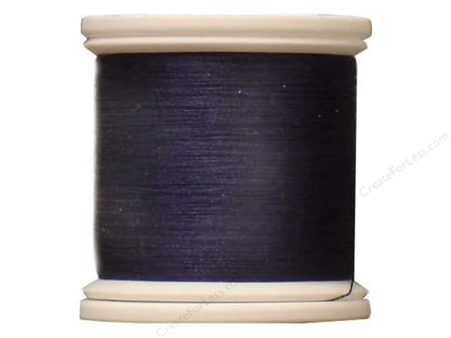 YLI Silk Thread 100 wt. 220 yd. #210 Midnight Blue