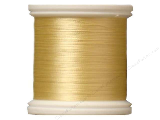 YLI Silk Thread 100 wt. 220 yd. #213 Creme