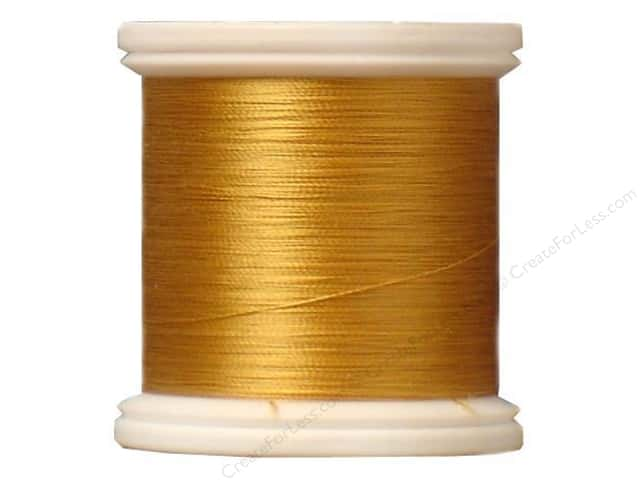YLI Silk Thread 100 wt. 220 yd. #215 Gold