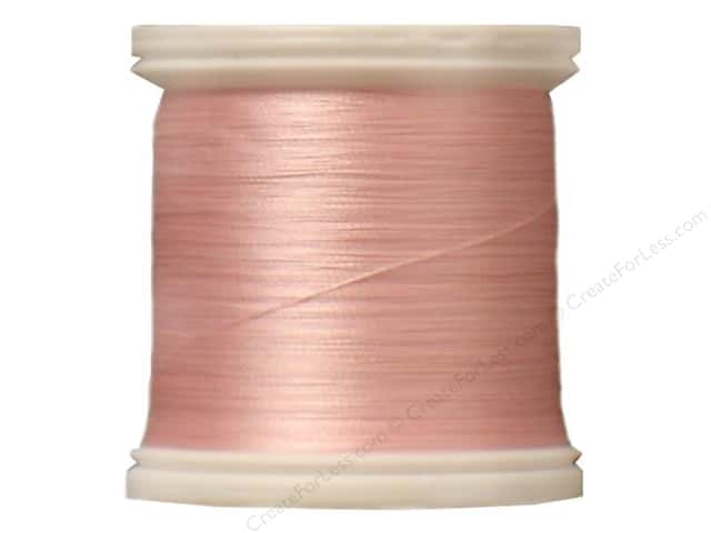 YLI Silk Thread 100 wt. 220 yd. #240 Baby Pink