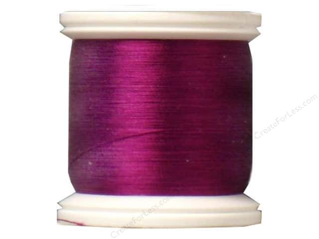 YLI Silk Thread 100 wt. 220 yd. #243 Purple