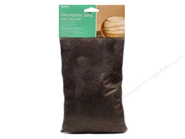 Panacea Decorative Sand 32 oz. Black