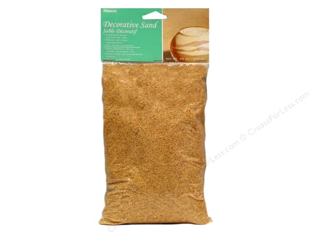 Panacea Decorative Sand 32 oz. Natural Tan