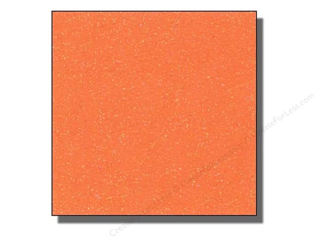 Doodlebug 12 x 12 in. Paper Sugar Coated Tangerine (25 sheets)