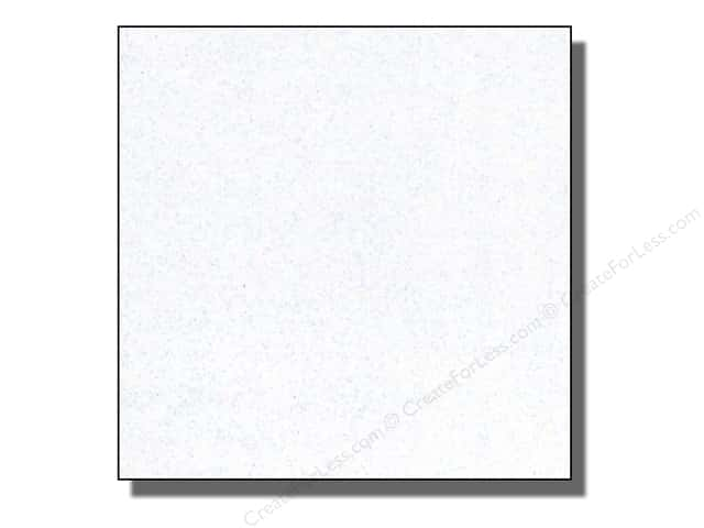 Doodlebug 12 x 12 in. Paper Sugar Coated Lily White