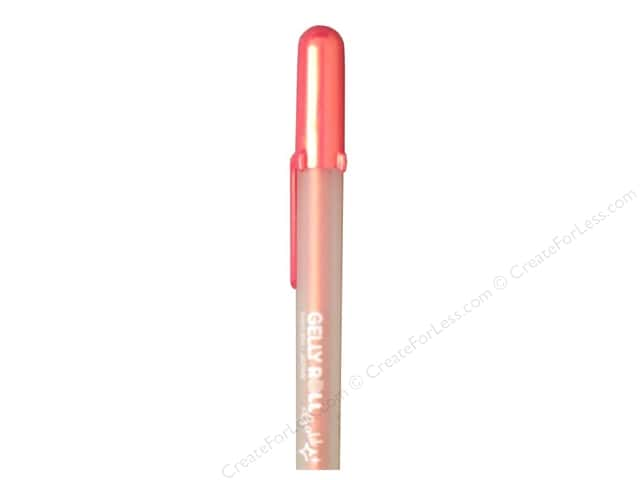 Sakura Gelly Roll Pen Gold Shadow Pink