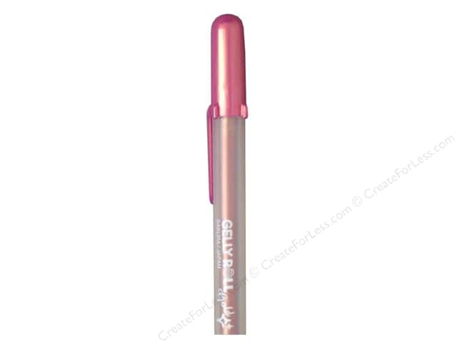 Sakura Gelly Roll Pen Gold Shadow Lavender