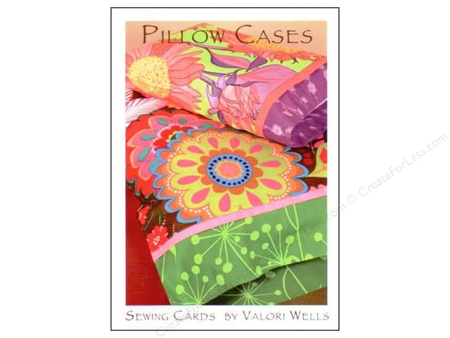 Stitchin' Post Pillow Cases Sewing Card Pattern