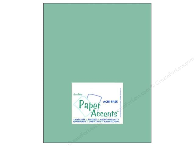 Cardstock 8 1/2 x 11 in. #8035 Muslin Artisan Pool by Paper Accents (25 sheets)