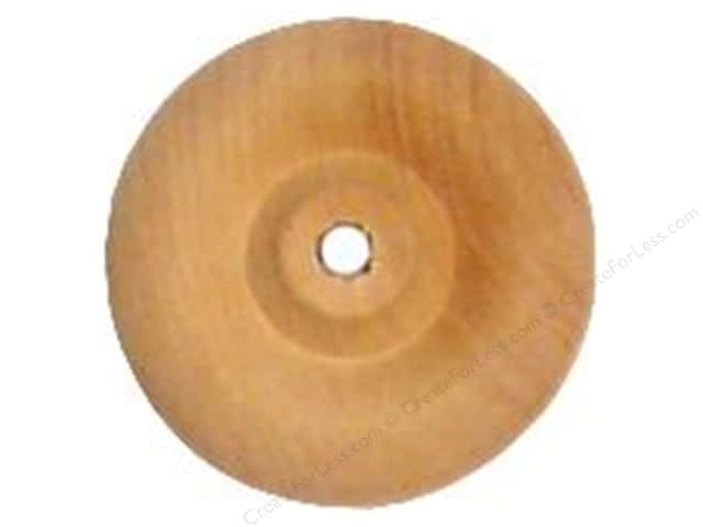 Lara's Wood Toy Wheel 2 in. Bulk Pack 24 pc.