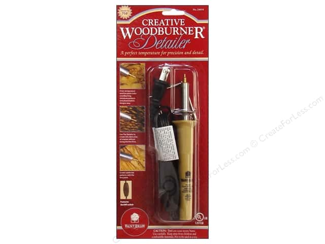 Walnut Hollow Creative Woodburner Detailer