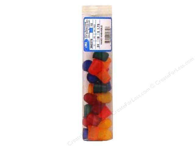 Dill Jelly Fingers Thimble 18 mm Multicolor Bright