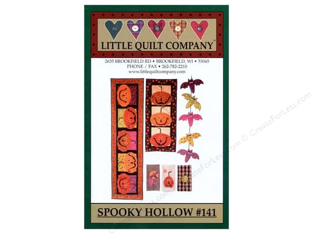 Little Quilt Company Spooky Hollow Pattern