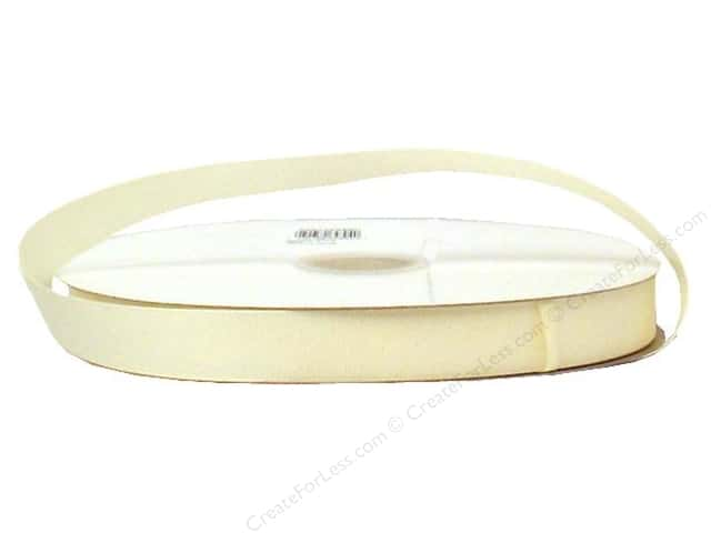 Offray Grosgrain Ribbon 7/8 in. x 100 yd. Antique (100 yards)