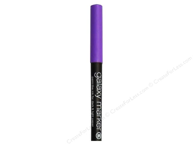 American Crafts Galaxy Marker Medium Tip Violet