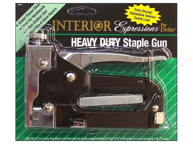 Heavy Duty Staple Gun by Dritz Home