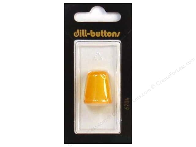 Dill Jelly Fingers Thimble 18 mm Yellow