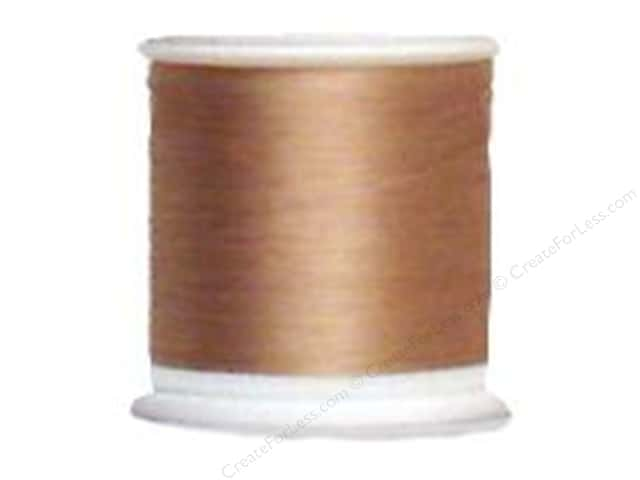YLI Silk Thread 100 wt. 220 yd. #242 Buff