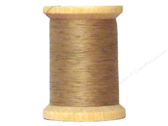 YLI Cotton Quilting Thread 400 yd. #002 Ecru