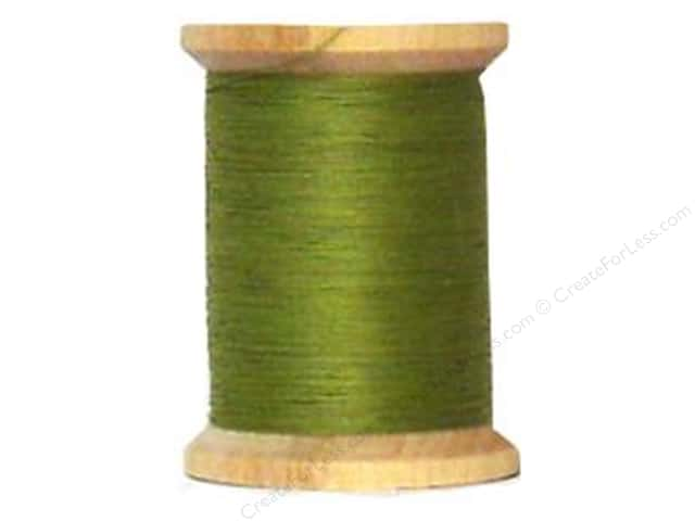 YLI Cotton Quilting Thread 400 yd. #009 Spring Green