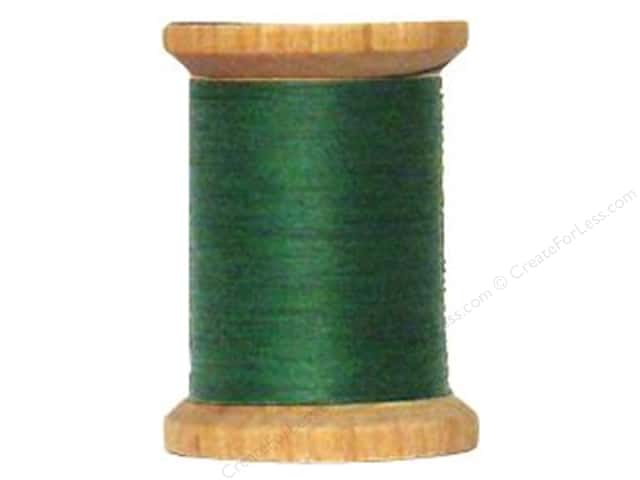 YLI Cotton Quilting Thread 400 yd. #010 Green