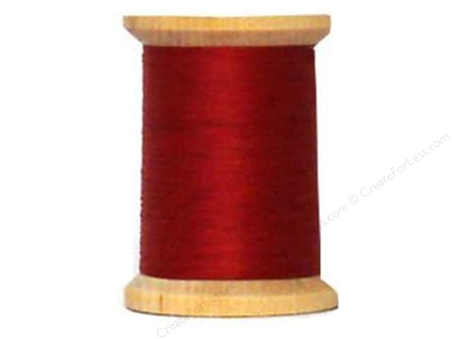 YLI Cotton Quilting Thread 400 yd. #021 Red