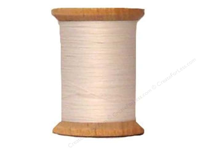 YLI Cotton Quilting Thread 400 yd. #WHT White