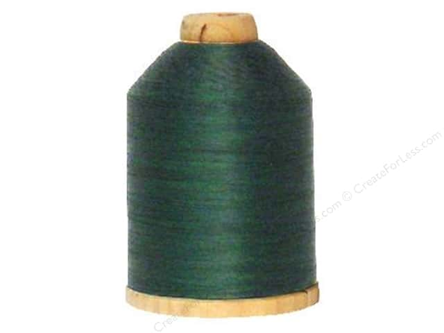 YLI 100% Cotton Quilting Thread 1200 yd. #10 Green
