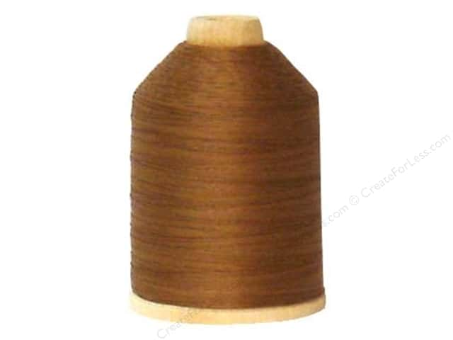 YLI 100% Cotton Quilting Thread 1200 yd. #03 Light Brown