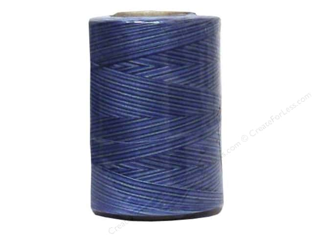 Coats & Clark Star Variegated Mercerized Cotton Quilting Thread 1200 yd. #845 Blue Clouds