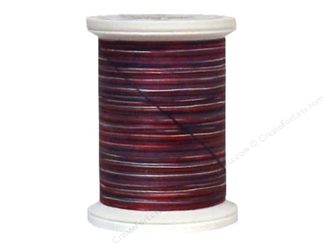 YLI Machine Quilting Thread 500 yd. #V01 Red, White, Blue