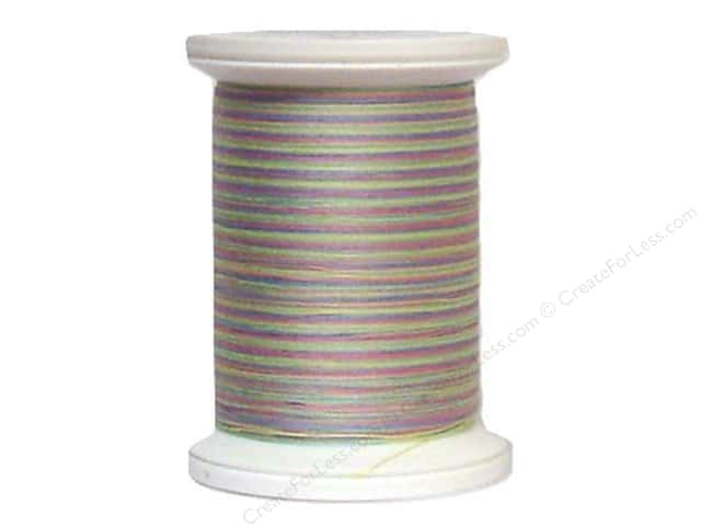 YLI Machine Quilting Thread 500 yd. #V10 Pastels