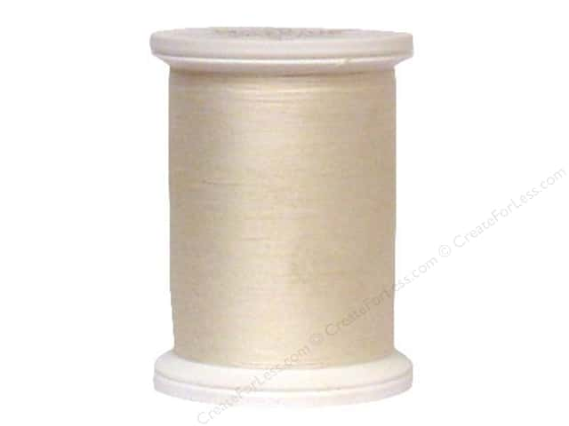 YLI Machine Quilting Thread 500 yd. #001 Natural