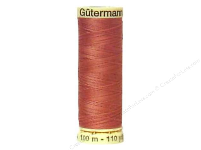Gutermann Sew-All Thread 110 yd. #323 Old Rose