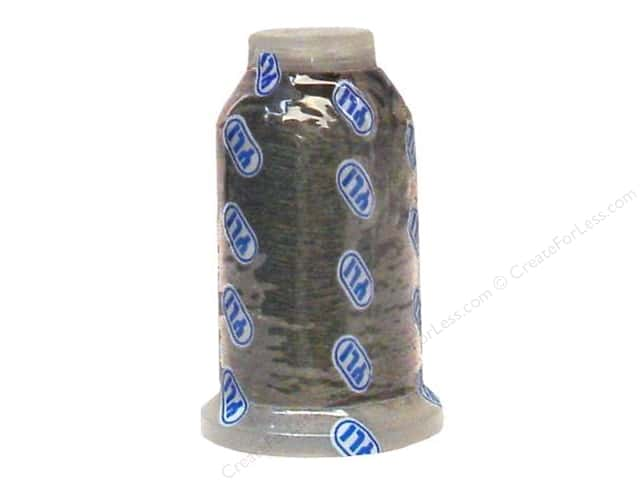 YLI Wonder Invisible Nylon Thread .004 1500yd Smoke