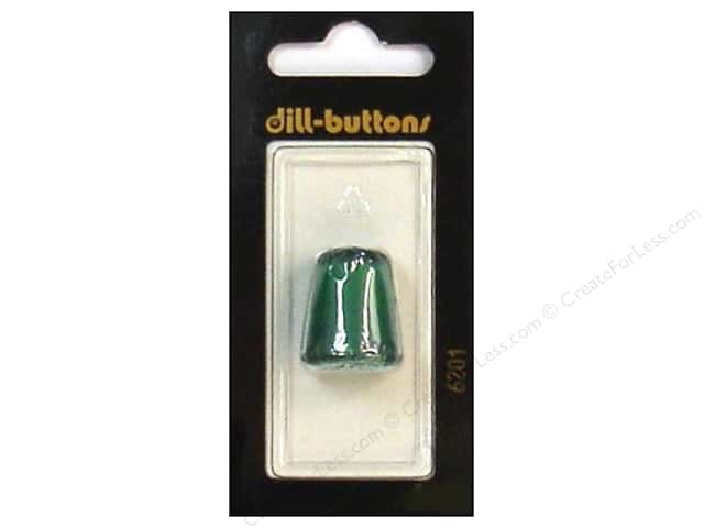 Dill Jelly Fingers Thimble 18 mm Green