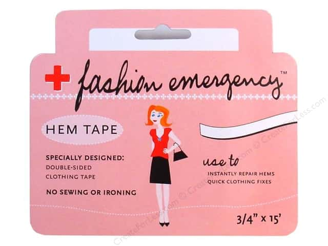 Rhode Island Fashion Emergency Hem Tape